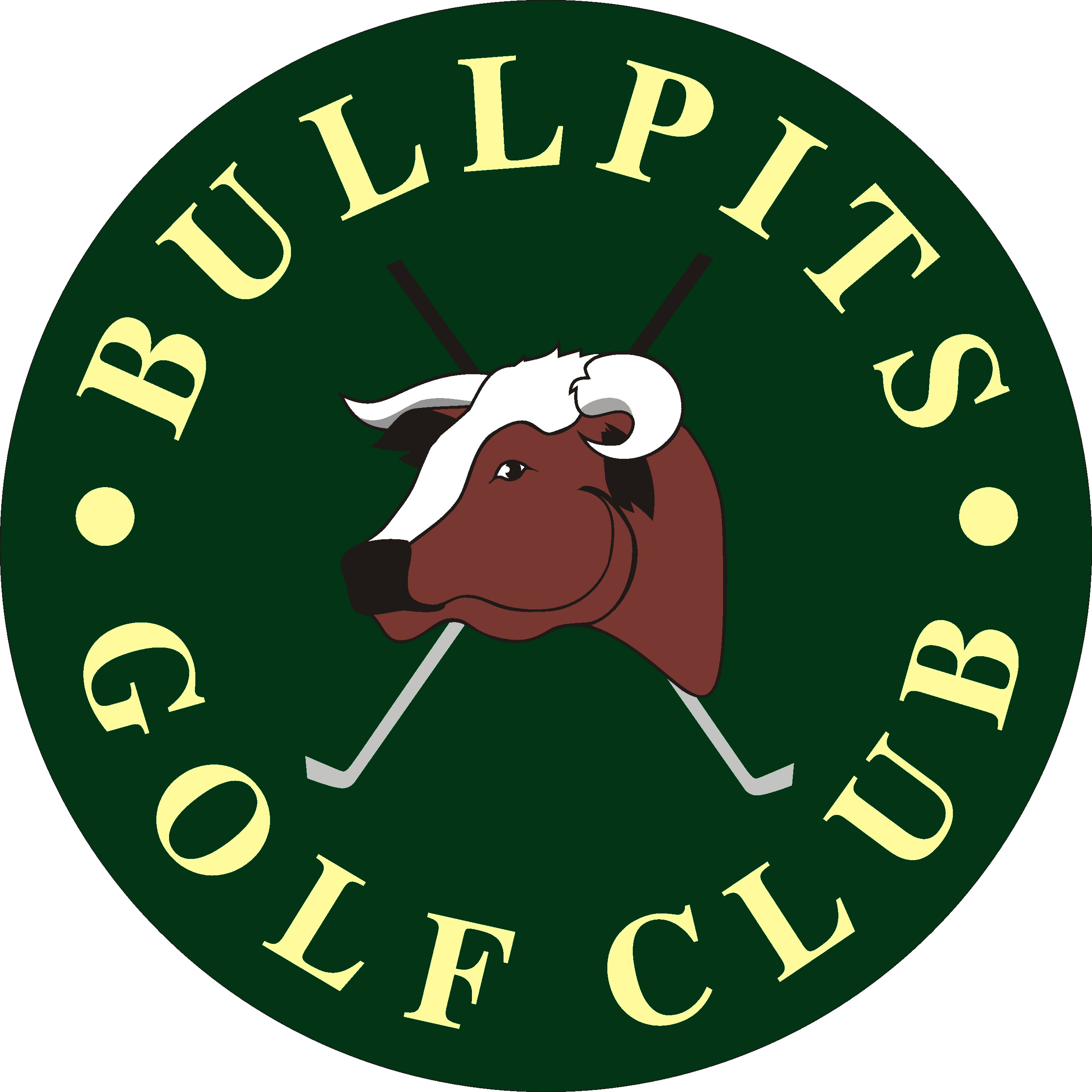 Bullpits Logo - Colour darkgreen